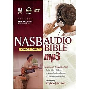 New American Standard Audio Bible - Various