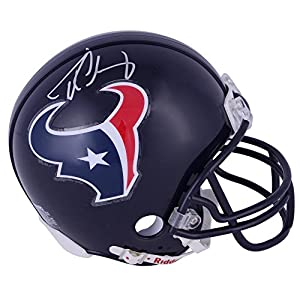 Jadeveon Clowney Houston Texans 2014 NFL Draft #1 Pick Autographed Riddell Mini... by Sports Memorabilia
