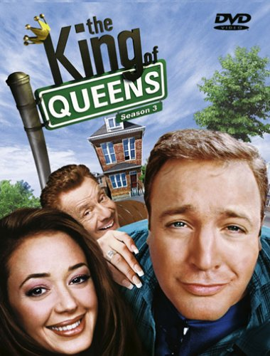 King of Queens - Season 3 [4 DVDs]