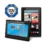 "Chromo Inc Tablet – 7"" Android Tablet – Black"