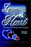 img - for Lessons of the Heart book / textbook / text book