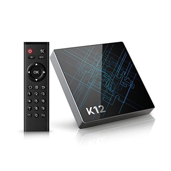 Bqeel-K12-Android-TV-Box-Processeur-Octa-Core-S912-2GB16GB-eMMC-Bluetooth-41-Android-60-4K2K-Wifi-24G-5G-Ethernet-Gigabit-1001000M-Mdia-Streamer-Player