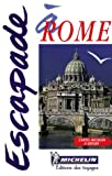 echange, troc Guides Escapade, Guide Escapade - Rome, N°6556