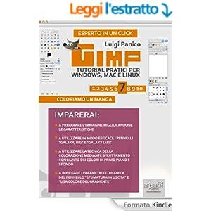 Gimp. Tutorial pratici per Windows, Mac e Linux. Livello 7 (Esperto in un click)