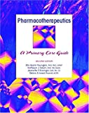 img - for Pharmacotherapeutics: A Primary Care Clinical Guide (2nd Edition) book / textbook / text book