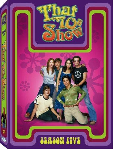 That '70s Show: Season 5 (4pc) (Full Sub Ac3) [DVD] [Import]