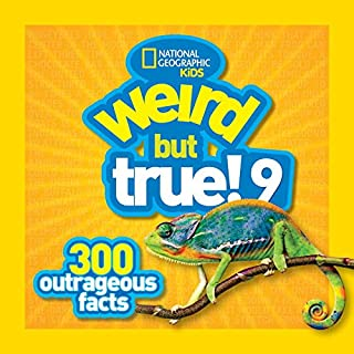 Book Cover: Weird But True 9