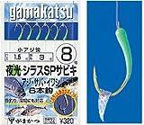 がまかつ(Gamakatsu) 夜光シラスSPサビキ 金 鈎7/ハリス1.5 43353