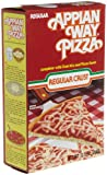Appian Way Regular Pizza Mix, Crust Mix and Pizza Sauce, 12.5 Ounce Boxes (Pack of 12)