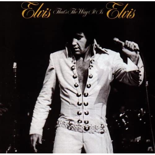 Elvis-Thats-The-Way-It-Is-Elvis-Presley-Audio-CD