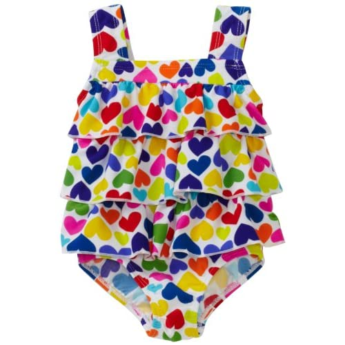 Carter Baby Girls Infant Piece Heart