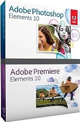 Adobe Photoshop Elements 10 & Adobe Premiere Elements 10 deutsch ab 55,- Euro inkl. Versand