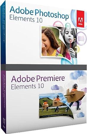 Adobe Photoshop Elements and Premiere Elements 10 Bundle (PC/Mac)