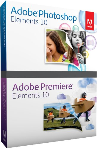 Photoshop Elements 10 Adobe Premiere Elements 10 englisch
