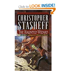 The Haunted Wizard (Wizard in Rhyme, A) by Christopher Stasheff