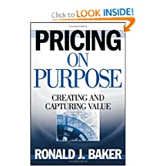 Pricing on Purpose: Creating and Capturing Value (Hardcover)
