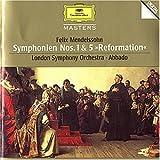 DG Masters - Mendelssohn-Bartholdy - Symphonien 1 & 5