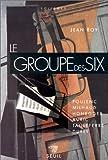 echange, troc Jean Roy - Le groupe des six