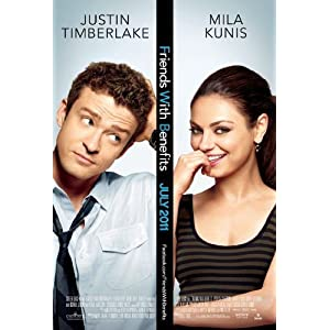 Friends with Benefits Movie on Blu-ray