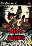 echange, troc Ninja Assault [ Playstation 2 ] [Import anglais]