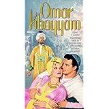 Omar Khayyam [VHS] ~ Cornel Wilde