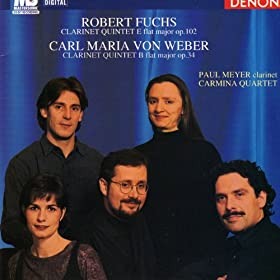 Quintet in B-Flat Major, Op. 34: III. Menuetto - Capriccio presto