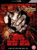 Romero's Dead Trilogy [DVD] -