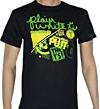 PLAIN WHITE T's - Celtic Jam - Black T-shirt