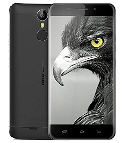 New Sortie Ulefone Métal - Android 6.0 Corning Gorilla 3 écran 5.0 pouces 4G Smartphone 3Go RAM Octa base d'empreintes digitales Scanner GPS OTG Bluetooth 4.0 - Noir