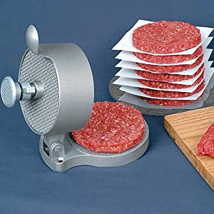 Hamburger Press Parchment Paper