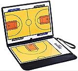 作戦盤 折りたたみ バスケットボール タクティックボード コーチ 開閉式 (バスケットA)