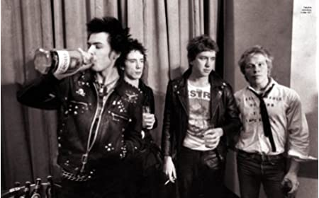 A Tribute to Sex Pistols: Fotografien aus der REX-Collection