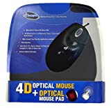 iConcepts 78050 Optical Mouse and Optical Pad