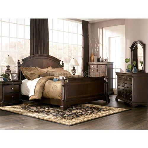 Furniture Bedroom Furniture Bedroom Set Traditional