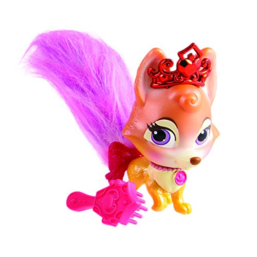 Disney Princess Palace Pets Furry Tail Friends Aurora's Fox Nuzzles Doll - 1