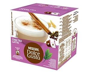 NESCAFE Dolce Gusto Chai Tea Latte (16 Capsules)