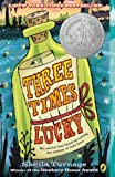 By Sheila Turnage Three Times Lucky (Reprint)