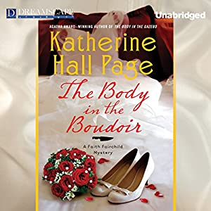 The Body in the Boudoir Audiobook
