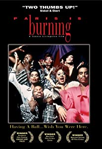 "Cover of ""Paris Is Burning"""