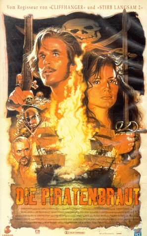 Die Piratenbraut [VHS]
