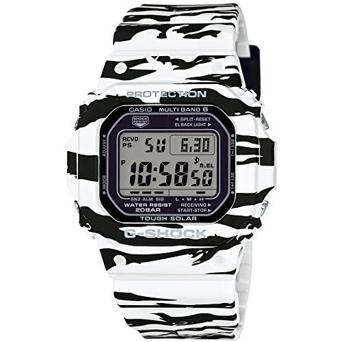 [カシオ]CASIO 腕時計 G-SHOCK White and Black Series 世界6局対応電波ソーラー GW-M5610BW-7JF メンズ