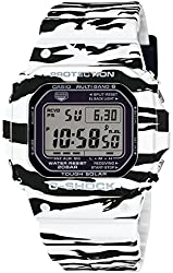 CASIO Men's Watch G-SHOCK White and Black Series World six stations Radio wave solar GW-M5610BW-7JF