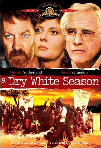 a review of a dry white season a film by euzhan palcy Euzhan palcy released: 2010 rating: r a dry 2010 rating: r a dry white season follows south african schoolteacher ben du toit (donald sutherland), who seeks.