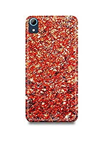 Red Marble HTC 826 Case