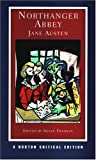 Northanger Abbey (Norton Critical Editions) (0393978508) by Jane Austen