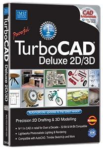 TurboCAD Deluxe 20 (PC)