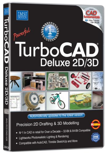 TurboCAD Deluxe 20 [import anglais]