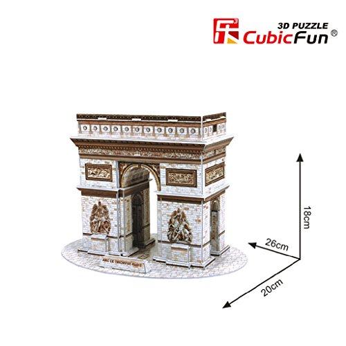 CubicFun C045H Triumph De ARC Puzzle - 1