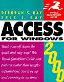 Access 2000 for Windows (Visual QuickStart Guide)
