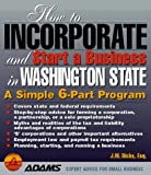 How to Incorporate and Start a Business in Washington State